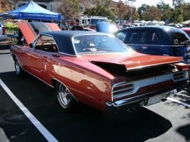 1970 Plymouth Sport Satellite butt by RoadTripDog