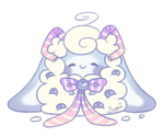 [Open!] DTA Blueberry Sheep (Fluffbit #36) by Sarilain
