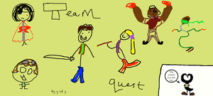 Team Quest Entry by yyyy4