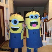 Minions from Despicable Me by ludustonalis