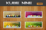 Kube Nine Reloaded by Delta909