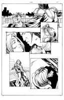 Witchblade 165 Page 8 Phillip Sevy by thecreatorhd