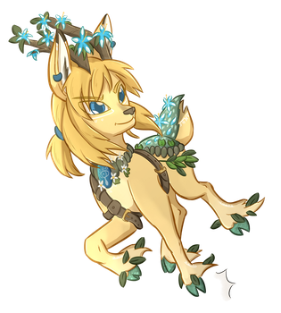 Commission: Rinku by foxhat94
