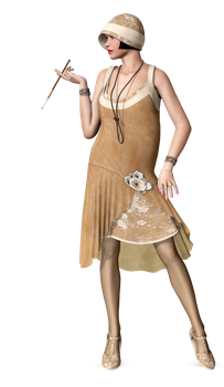 Female 12 PNG Stock by Roy3D