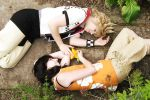 Roxas: nobody meets somebody by chibinis-chan