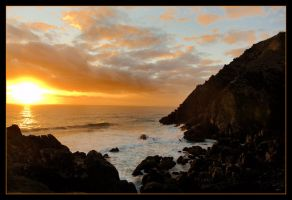 Cape Byron sunrise 2 by wildplaces