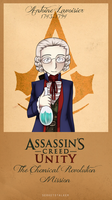 + AC: Unity: Antoine Lavoisier + by SerketXXI