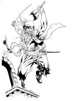 Castlevania: Grant the Pirate by RobertAtkins
