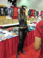 Catwoman at MegaCon by deadpool24
