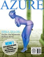 AZURE Vol.1 Siria Telon by Manuccio