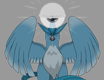 Articuno used Mind Reader by faren916