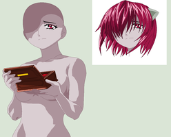 Elfen Lied-Music Box Base by TFAfangirl14