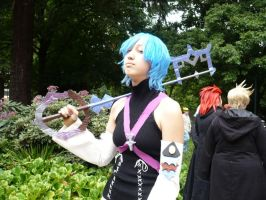 Another Aqua cosplay pic by amberloveskittens