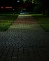Park Path1 by geeegnome