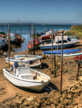 Lucky Boats by LittleIngenue