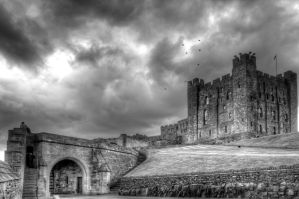 Bamburgh Castle by Shifty-One
