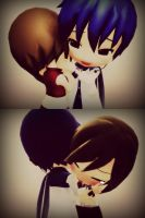 MMD Don't Worry... by megumimaruidesu