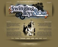 Swinging Boys and One by cyphers-x