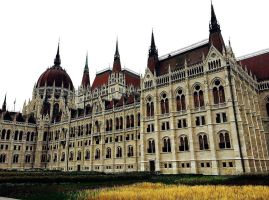 Budapest .... Houses of Parliament... by DemonSD