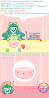Cooking With MP3:Cake by Ask-MusicPrincess3rd