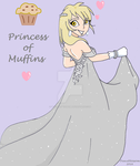 Princess Derpy by Peaceblossom262