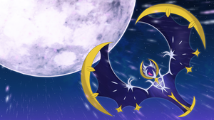 lunala wallpaper 2