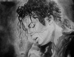 Michael Jackson 2 by 8thPlanetFromTheSun
