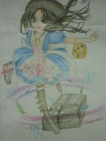 Alice:Madness Returns by lizethehedgehog