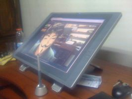 Tablet by bbmbbf