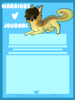 First Journal Skin C: by WarriorTheDerp