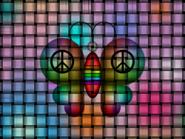 butterfly weave by raivcesleinadnayr