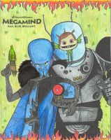 Megamind...again by ThisNameIsPwoper