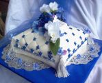 Pillow cake by E by Ellee22