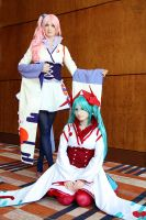 Oriental Vocaloids I by EnchantedCupcake