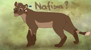 Nafisa Reference by NicoleSt