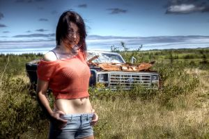 Aly Shoot 1 HDR by Witch-Dr-Tim