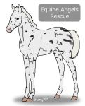 Equine Angels Rescue Design 2 by Howlingreaches