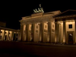 Berlin Brandenburg Gate by norbert911
