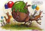 Balloons In The Pouch by Inflato-Phraggle