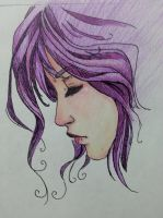 Life Spirit PURPLE HAIR (Elentori) by Andrea365