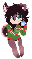 Merry Friggin' Christmas [GIFT] by Bunbubsss