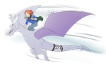 Sky Race entrant number 571 - Allen by xIce-Wolf