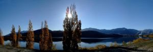 Autumn Lake Hayes by mark-flammable