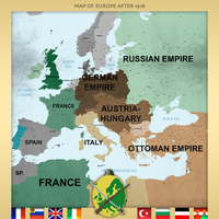 Europe after 1918 by AY-Deezy
