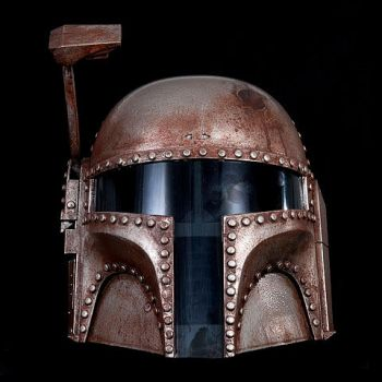 Steampunk Rusted Boba Fett by artfordable
