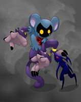 Heartless and Unversed by zombiecatfire13