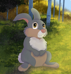 Thumper by WoolNoon