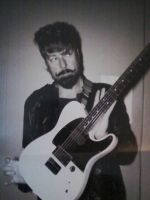 Jim Root by Whitefeathers92