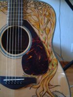 Four Elements Guitar - close up 1 by dragonlover-samantha