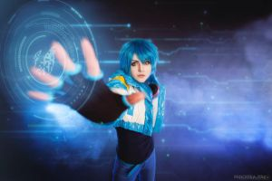 DRAMAtical Murder: Aoba Game Time by GeshaPetrovich